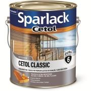 Verniz Cetol Acetinado - Cedro - 3,600L - Sparlack
