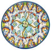 Travessa Oval Etnica de Melamina 50cm - Mimo Style