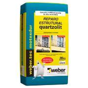 Argamassa Reparo Estrutural 20kg - Quartzolit