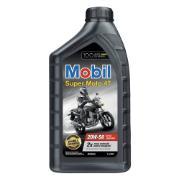 Óleo Lubrificante Super 4T Mineral 20W-50 1L - Mobil