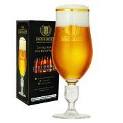 Taça de Cerveja Vidro 370ml Incolor - Baden Ruvolo