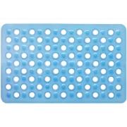 Tapete de Banheiro de PVC 61x 38 cm Azul - Bianchini