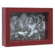 Porta Retrato Unifoto 15x21 cm Vermelho 66731 - Kapos