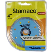 Disco de Corte Diamantado Turbo 105 x 1,2 x 20,00mm - Stamaco