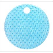 Tapete de Banheiro de PVC 55x55 cm Verde - Bianchini