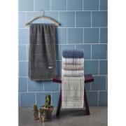 Toalha de Banho Lisa Le Bain Vegas 100% Algodão 70 x 140 cm Branco - Artex