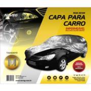 Imagem de Capa Protetora para Carro Tamanho M 1,65 x 4,30m Impermeável Forrada - Naveg