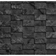Mosaico Infinity Black Polido Tipo A 30x30cm - Livre
