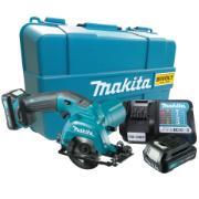 Imagem de Serra Circular a Bateria 12 Volts - 1,5 Ah Bivolt 85,0mm HS301DWYE - Makita