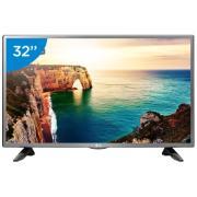 """Smart TV LED 32"""" LG HD 32LJ600B.AWZ - Conversor Digital Wi-Fi 2 HDMI 1 USB"""