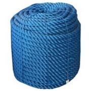 Corda Multiuso de Polietileno 6,0mm x 50,0m Azul claro 1668 - Cordas Erval