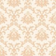 Imagem de Papel de Parede Vinílico Texturizado Desenho Geométrico Prata 55053 - Jolie