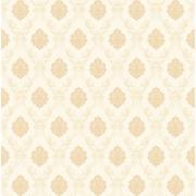 Imagem de Papel de Parede Vinílico Texturizado Arabesco Branco 55017 - Jolie