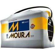 Bateria Automotiva 12V 50Ah Polo Positivo Direito M50EX MFA - Moura