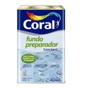 Imagem de Fundo Preparador Parede 18,0L Base Água - Coral
