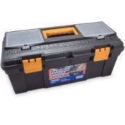 Caixa para Ferramentas de Plástico com Bandeja Max Box 5009 - Arqplast