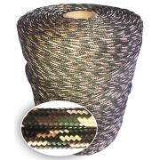 Corda para Amarração de Polipropileno 2,5mm x 286,0m Verde, champanhe e marrom - Cordaville