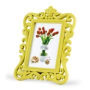 Porta Retrato Quadrado Unifoto Amarelo 10x15cm - SPF-L1015 - Jolie