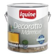 Textura Mármore Premium 4,4Kg - Branco Neve - Mármore Iquine