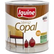 Verniz Copal Alto Brilho - Incolor - 0,900L - Iquine