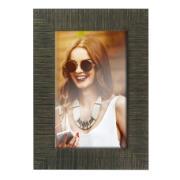 Porta Retrato Madeira Unifoto 10x15 cm Marrom Escuro 17761 - Yangzi