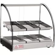 Estufa para Salgados de Alumínio com 6 Bandejas 220V 0420010341 - Titã