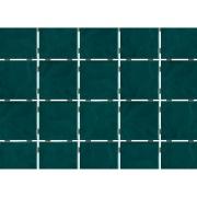 Imagem de Revestimento de Parede Brilhante Craquelada 1,59m² 7,5x7,5cm Verde Musgo Onda Mesh - Eliane