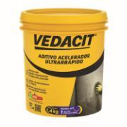 Imagem de Acelerador de Pega Vedacit Rapidíssimo 1,4kg - Vedacit