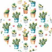 Imagem de Capa para Sousplat de Tecido Cactus TTS7172 - NSW
