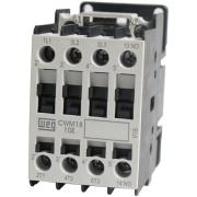 Contator de Potência Trifásico 18,0A 190V (50 Hz) e 220V (60 Hz) - WEG