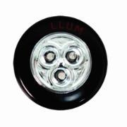 Imagem de Luminária Mini LED 3L com Ímã e Pilha Preta - Llum