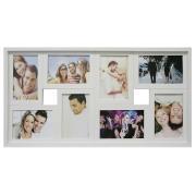 Painel Multifotos 10x15 cm Branco 68132 - Kapos
