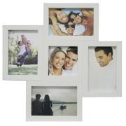 Painel Multifotos 10x15 cm Branco 68124 - Kapos