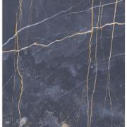 Porcelanato Nero Portoro Esmaltado Polido HD Tipo A Retificado 58x58cm 2,0300 m² Azul Escuro - Tecnogres