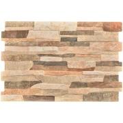 Imagem de Revestimento Fileto rustico mix Esmaltado HD Tipo A 34x50cm 2,38m² Cores Sortidas - Pamesa