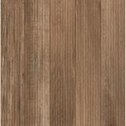 Imagem de Cerâmica Grês Externo HD Borda Bold 60x60cm 2,5 m²  Marrom Escuro - Biancogres