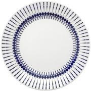 Imagem de Prato Raso Redondo em Cerâmica Colb Azul escuro 26cm - Biona