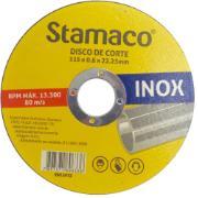 Disco de Corte Zircônio 115 x 0,8 x 22,23mm - Stamaco