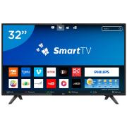 "Smart TV LED 32"" Philips TV HD 32PHG5813/78 - Wi-Fi 2 HDMI 2 USB"