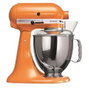 Batedeira Stand Mixer Artisan 275W 127V 10 Velocidades Tangerine - KEA33C8 - Kitchenaid