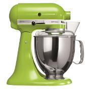Batedeira Stand Mixer Artisan 275W 127V 10 Velocidades Green Apple - KEA33AN - KitchenAid