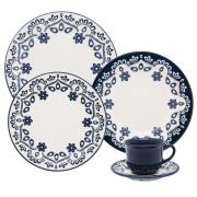 Aparelho de Jantar de Cerâmica 20 Peças Energy Oxford