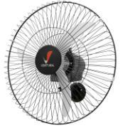 Imagem de Ventilador de Parede Delta Ventura 796425 Bivolt - 60cm 3 Velocidades