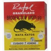 Veneno Inseticida Rato Ratol 75g 203