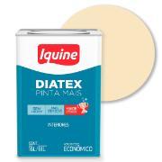 Tinta Acrílica Fosco Econômica 18L - Pérola - Diatex Iquine