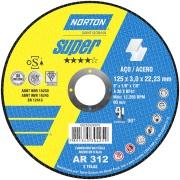 Disco de Corte AR312 180 x 3,0 x 22,23mm - Norton