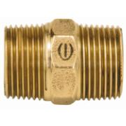 "Imagem de Niple Duplo Bronze Roscável 3/4"" - Eluma"