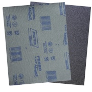 Lixa para Ferro Gr. 50 22,500cm x 27,500cm - Norton