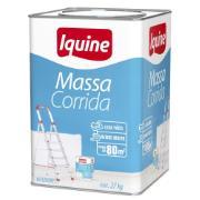 Massa corrida (PVA) Branco Latão 18,0L - Iquine