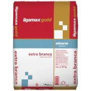 Argamassa ACII Ligamax Externo Branco Saco/20kg - Eliane